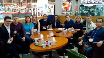 Конотопський IT кластер про Outsource People 2017 KYIV: учасники конференції зацікавились місцевими фахівцями