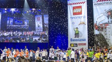 У Києві Всеукраїнський STEM-фестиваль Robotica