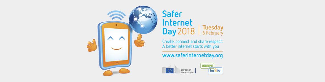 Відзначай День безпечного Інтернету зі всією планетою!