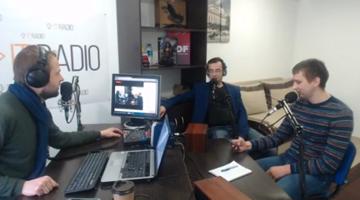 Konotop IT-Cluster в студії IT Radio on-line