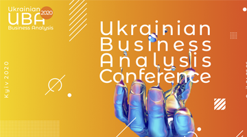 Ukrainian Business Analysis Conference 2020