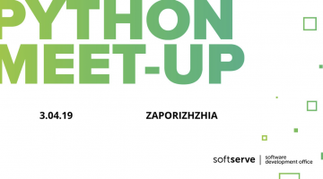 Python MeetUP у Запоріжжі