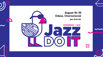 В Одесі відбудеться Jazz Do IT Conference