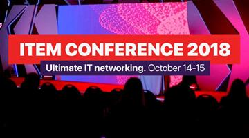 Відбувся ITEM 2018. Спікери, фото і враження учасників.