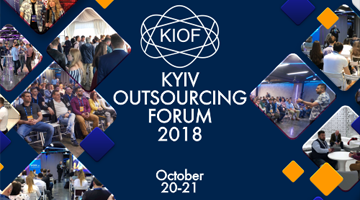 Третій Kyiv IT Outsourcing Forum