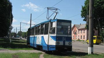 За рухом конотопського трамваю можна стежити в онлайні