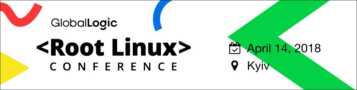 GlobalLogic запрошує на Root Linux Conference