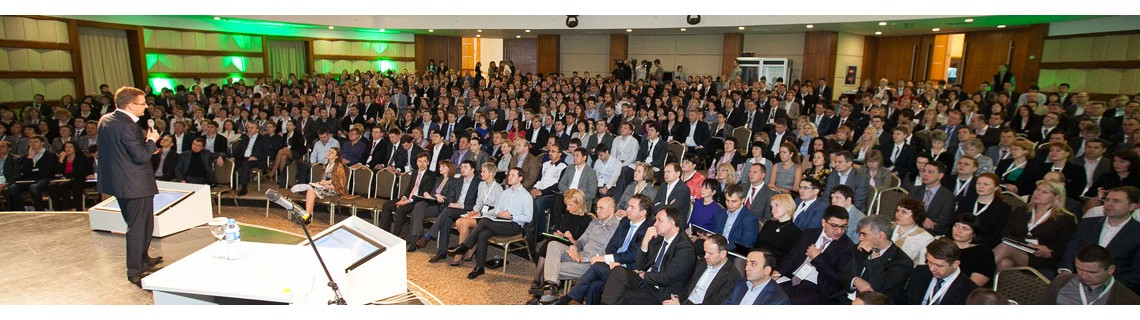 Участь у бізнес-конференціях